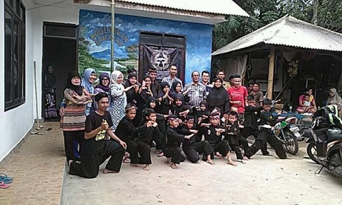 Kunjungan Tim Penilai Diskominfo Kabupaten Bogor